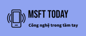 MSFT Today